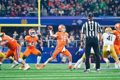 Clemson domina Notre Dame, vence Cotton Bowl e vai à terceira final em quatro anos - The Playoffs