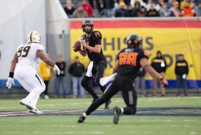 Oklahoma State segura Missouri no fim e vence Liberty Bowl - The Playoffs
