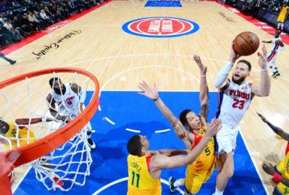 Griffin anota triple-double, mas Bucks derrotam Pistons - The Playoffs