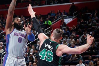 Pistons derrotam Celtics e encerram séries das duas equipes