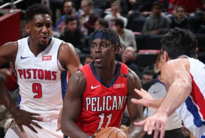 Pelicans vencem Pistons com belas atuações de Jrue Holiday e Julius Randle - The Playoffs