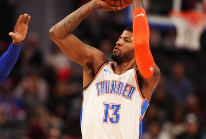 Thunder derrota Pistons fora de casa com produções ofensivas contrárias