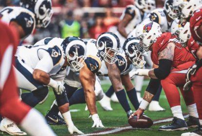 Vitória do Los Angeles Rams sobre o Arizona Cardinals, em Glendale, na Semana 16 da NFL 2018