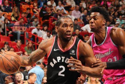 Raptors derrotam Heat com arremesso decisivo de Danny Green - The Playoffs