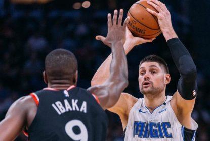 Com grande partida de Nikola Vucevic, Magic derrota Raptors - The Playoffs