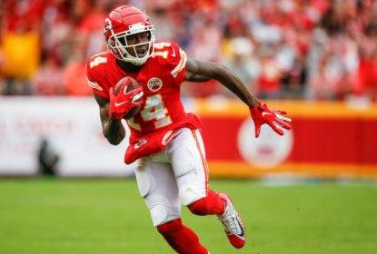 """Sammy Watkins sobre redução salarial nos Chiefs: """"É muito importante ficar"""" - The Playoffs"""