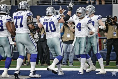 Dallas Cowboys vence Tampa Bay Buccaneers e conquista a NFC East - The Playoffs