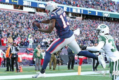 Patriots vencem os Jets de maneira tranquila e seguem invictos - The Playoffs