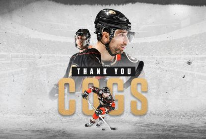 Anaheim Ducks troca Andrew Cogliano com o Dallas Stars - The Playoffs