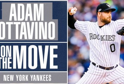 New York Yankees assina com Adam Ottavino - The Playoffs
