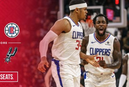 Em jogo equilibrado, elenco funciona e Clippers vencem Spurs no Texas - The Playoffs