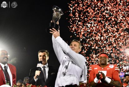 Ohio State vence Washington e fatura Rose Bowl no último jogo de Urban Meyer - The Playoffs