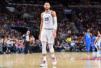 Simmons anota triple-double, supera Doncic, e 76ers batem os Mavs