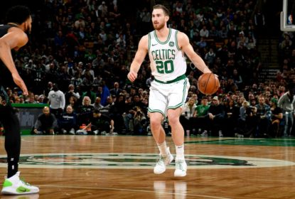 Sem Irving e com Hayward inspirado, Celtics ganham dos Wolves no TD Garden - The Playoffs