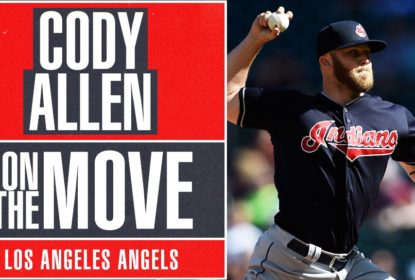 Cody Allen assina contrato de um ano com o Los Angeles Angels - The Playoffs