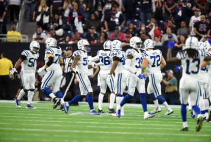 Indianapolis Colts abre os playoffs com vitória sobre o Houston Texans - The Playoffs