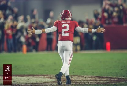 Jalen Hurts confirma transferência para Oklahoma - The Playoffs