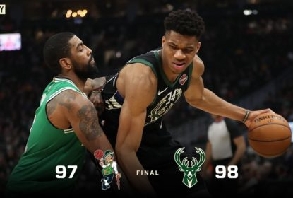 Milwaukee Bucks vence Boston Celtics com autoridade e permanece líder - The Playoffs