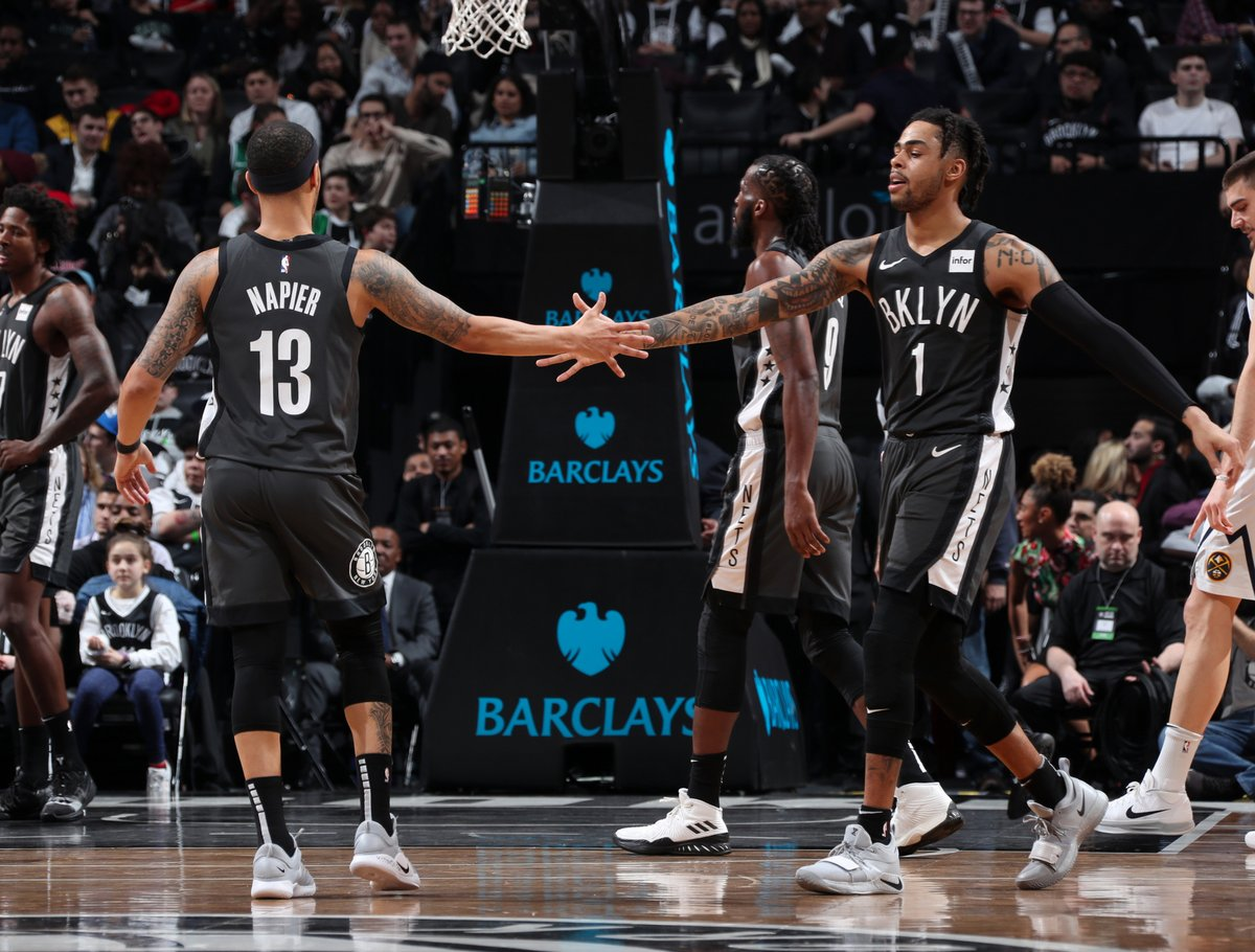 Brooklyn Nets - D'Angelo Russell