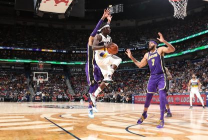 Sem Anthony Davis, New Orleans Pelicans bate Los Angeles Lakers - The Playoffs