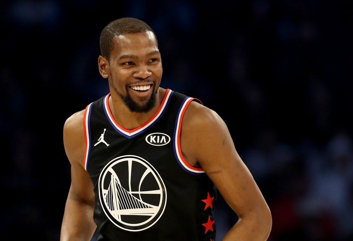 Kevin Durant- All Star Game