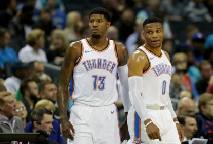 Raptors recusaram proposta do Thunder envolvendo George e Westbrook por Siakam - The Playoffs