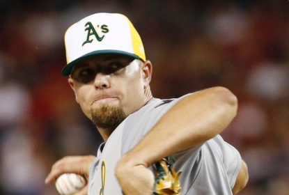Los Angeles Dodgers renova contrato de Blake Treinen - The Playoffs