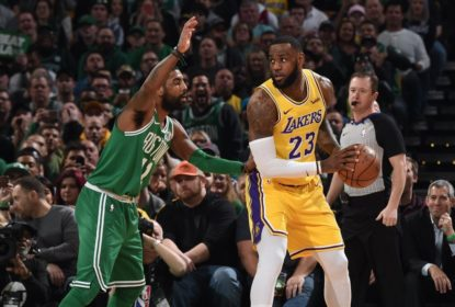 Kyrie Irving abre o jogo sobre conversa por telefone com LeBron James - The Playoffs