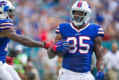 Bills dispensam o tight end Charles Clay - The Playoffs