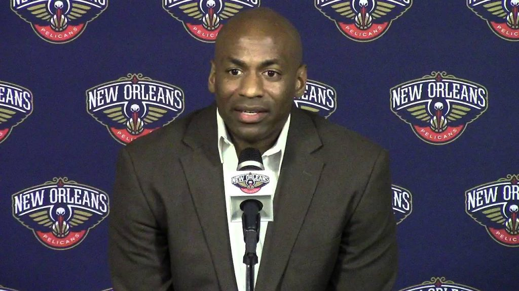 GM Dell Demps é demitido pelo New Orleans Pelicans - The Playoffs