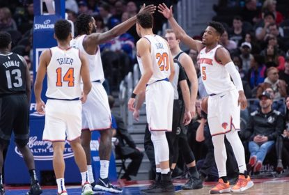 [PRÉVIA] NBA 2019-2020: #29 New York Knicks - The Playoffs