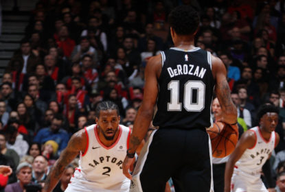 Com Nick Nurse expulso e final polêmico, Raptors derrotam Spurs - The Playoffs