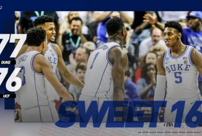 Com final emocionante, Duke Blue Devils vence UCF Knights - The Playoffs