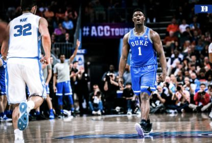 Em mais um show de Williamson, Duke bate North Carolina - The Playoffs