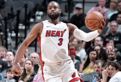 Miami Heat encerra série invicta do San Antonio Spurs - The Playoffs