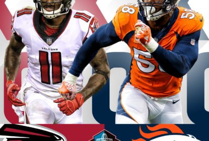 Broncos e Falcons se enfrentarão no Hall of Fame Game 2019 - The Playoffs