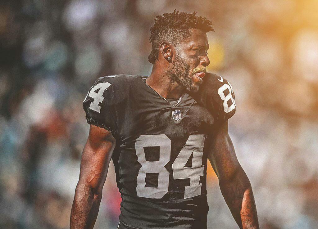 Antonio Brown nos Raiders