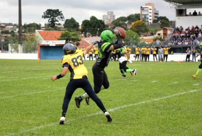 HP Tigers vence Guardian Saints pelo Campeonato Paranaense de Futebol Americano - The Playoffs