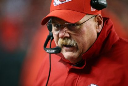 Andy Reid se diz 'honrado' por torcida por ele no Super Bowl - The Playoffs