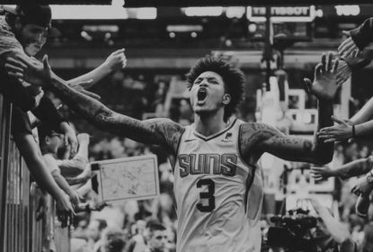 Kelly Oubre Jr. está fora do restante da temporada - The Playoffs