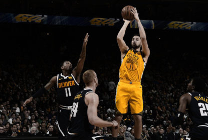 Klay Thompson brilha e Warriors vencem Nuggets