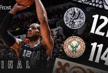 Com virada no segundo tempo, San Antonio Spurs vence Milwaukee Bucks - The Playoffs