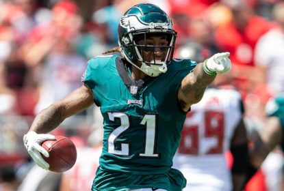 Philadelphia Eagles coloca Ronald Darby na injured reserve - The Playoffs