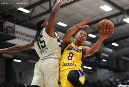 Scott Machado assina contrato de 10 dias com os Lakers - The Playoffs