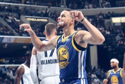 Stephen Curry deseja ficar toda a carreira no Golden State Warriors - The Playoffs