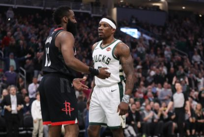 Bledsoe ofusca Giannis e Harden na vitória dos Bucks sobre os Rockets - The Playoffs