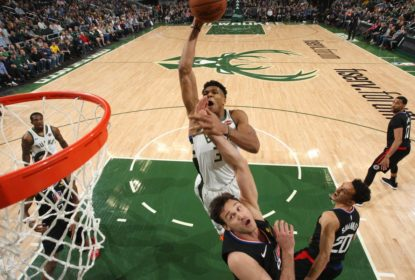 Com 73 pontos de Middleton e Antetokounmpo, Bucks batem os Clippers - The Playoffs
