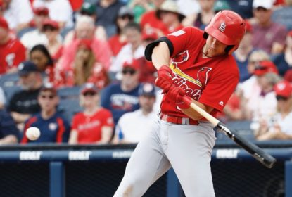Yan Gomes anota home run, mas Nationals perdem para Cardinals