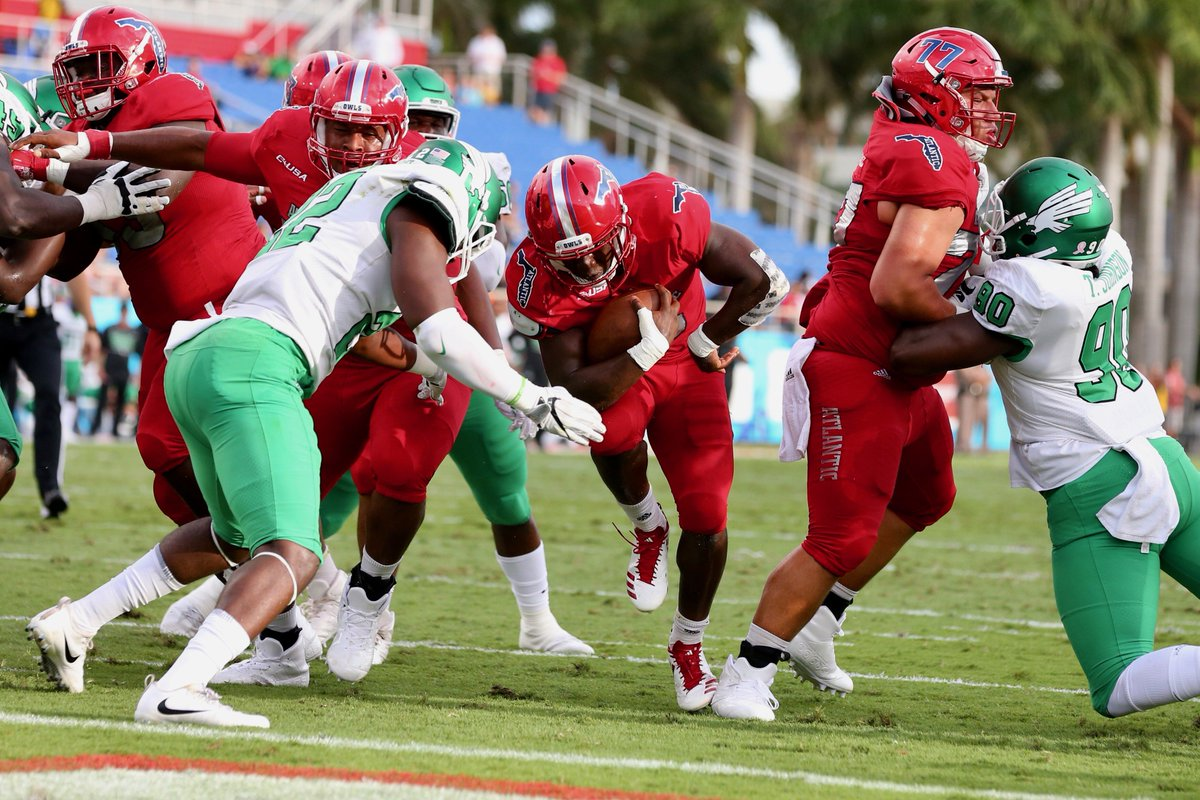 2019 NFL Draft: running back de Florida Atlantic Owls Devin Singletary