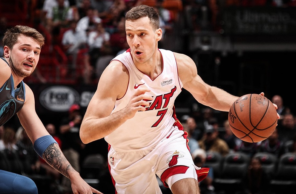 goran dragic - miami heat